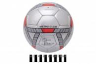 М«яч футбол. »METRO CLUB« (синт. шкіра, 4-ох шарове покриття, латесна камера)