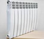 Радиаторы  алюминиевые секционные