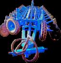 Лущильник дисковый гидрофицированный ЛДГ-15М