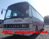Лобовое стекло для автобусов Setra S 215 в Никополе