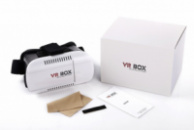 3D очки виртуальной реальности VR BOX 2.0 с пультом (01-2761)