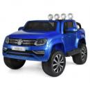 Детский электромобиль с р/у Volkswagen Amarok Blue (M 3600EBLRS-4)
