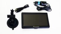 """6,5"""" GPS навигатор Pioneer 4gb 800mhz 128mb IGO+Navitel+CityGuide"""