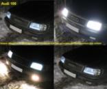 22.01.2011 г. Audi 100 1993 г. тюнинг освещения