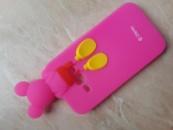 Силиконовый чехол Микки для телефона Samsung J120