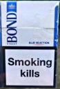сигареты Бонд синий (BOND Blue SELECTION)