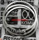 Кольца поршневые мотоблок MF 70, 67.5 мм. Чехия