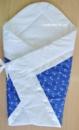 Конверт на выписку-одеяло «Морской»