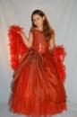 Бальное платье для девочки на 11 лет