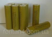Аккумулятор BAILONG 18650 6800mAh 3.7V GOLD