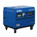 Генератор бензиновый SDMO Alize 6000E 5,6кВт однофазный