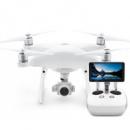 Квадрокоптер DJI PHANTOM 4 PRO+ White (5345694)