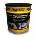 Мастика AquaMast для фундамента 18 кг