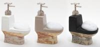 Дозатор Bona-105 для жидкого мыла с кухонной губкой