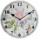 Часы настенные «Ufficio Postale. Роза» Ø29см