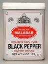 Перец черный молотый Pride of Malabar 113 грамм
