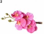 Заколка орхидея для волос