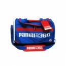 Сумка спортивная синяя Panini 47х35х26 511