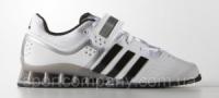 Штангетки Adidas Adipower Weightlift (белый, M25733)