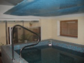 Изготовление поручней и лестниц из нержавеющей стали для бассейна и купели саун