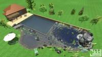Комплексное проектирование водоемов