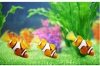 4PCS/Lot Robofish электрическая игрушка робот Рыба, электронные игрушки для детей Творческий детские игрушки