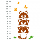 Ростомер Настенный Funny Kittens