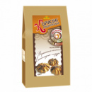 Песочное печенье с топленным молоком в шоколадной глазури, 130г