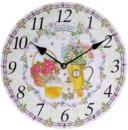 Часы настенные «Honey Bee» Ø29см