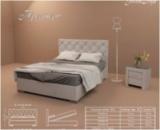 Кровать ЛЮКС Нью-Йорк Ромбы