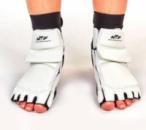 Защита стопы (носки-футы) для тхэквондо WTF 2601-W