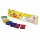 Пластилин Гамма 7 цветов Любимые игрушки