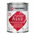 Tikkurila Панели-Ясся лак полуматовый 0,9 л, 2,7 л, 9 л.