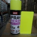 Жидкая резина Spray Sticker (жолтий) 400мл