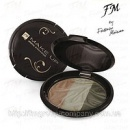 Тени для век Ранняя осень / MINERAL EYESHADOWS Fall Green FM 219m