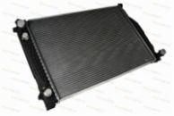 Радиатор, охлаждение двигателя AUDI A6 2.5D/2.7 07.97-01.05 Тип коробки передач: автоматична