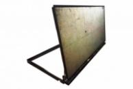 Потайной напольный люк под плитку тип Плита 70х70 см (700х700 мм)