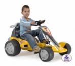 Детский веломобиль Injusa Big Wheels 401