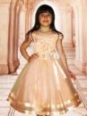 Прокат платья «Абрикосовое» на 5-6 лет