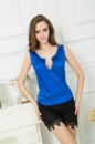 7-30 Женская кофточка/ майка/ футболка/ блузка Necklaces