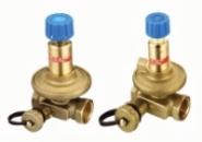 Гидравлические балансировочные клапаны Danfoss ASV-PV
