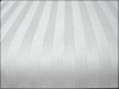 Простынь евро 2 х 2,40 Сатин в полоску 2 см
