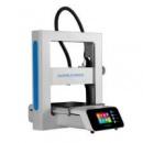 JGAURORA A3S Fully Metal LCD Display Control DIY 3D Printer - EU WHITE