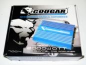 Усилитель Cougar 700.4 2000Вт 4-х канальный