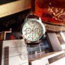 Мужские часы Yazole Premium Blue