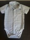 Боді-сорочка для хлопчика К76