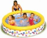 Детский бассейн «Мозаика» 168 х 41 см, Интекс 56440