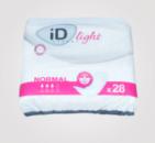 Прокладки урологічні ID Light Normal №28 (жіночі)