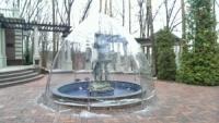 Тент для фонтана с каркасом 3,5 метра в диаметре, 3 метра высота. от 26 000 грн