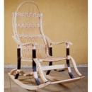Кресло качалка плетеное из лозы «Особенное» (Разборное)